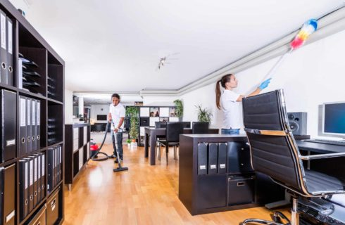 Office and Workplace Cleaning Services