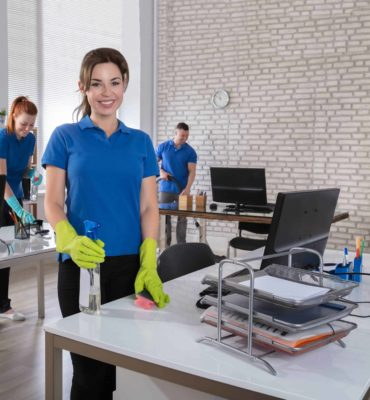 Office Furniture Cleaning Services