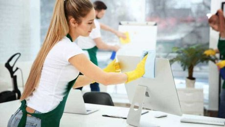 Professional and Reliable Office Cleaning