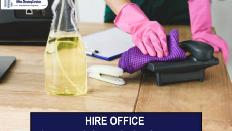 hire Office Cleaning Services Montreal