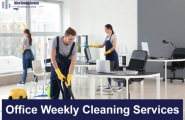 weekly office cleaning services