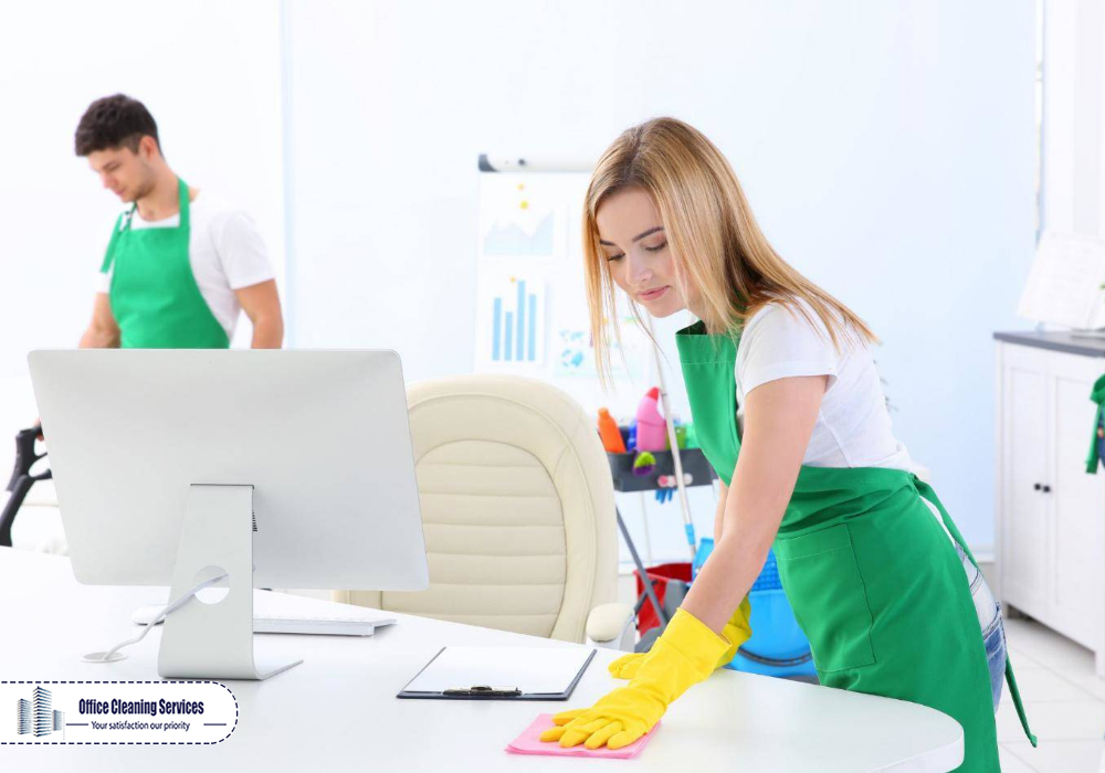 Deal With Food Messes Office Space Cleaning Services