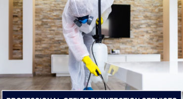 Professional Office Disinfection Services
